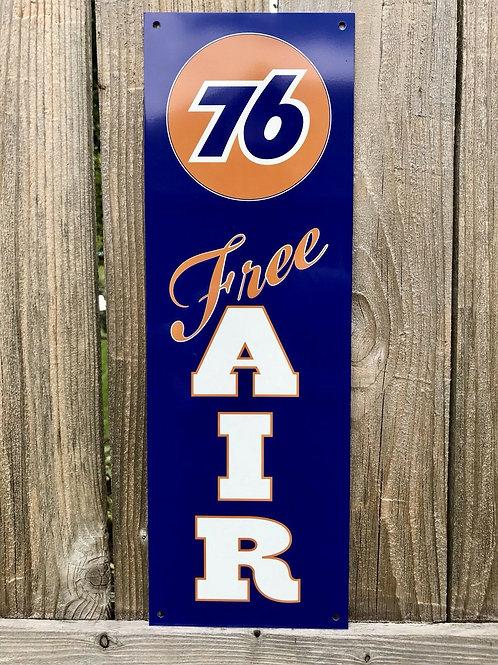 UNION 76 FREE AIR