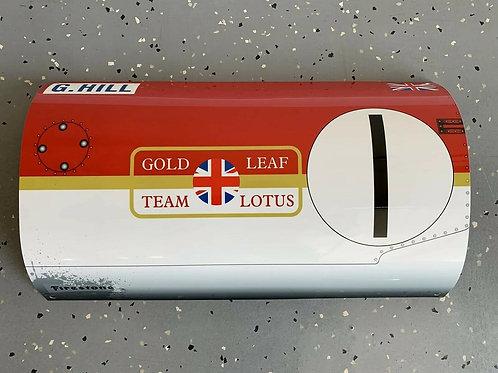 Graham Hill Golden Leaf F1