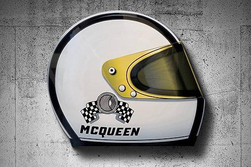 Steve McQueen Helmet