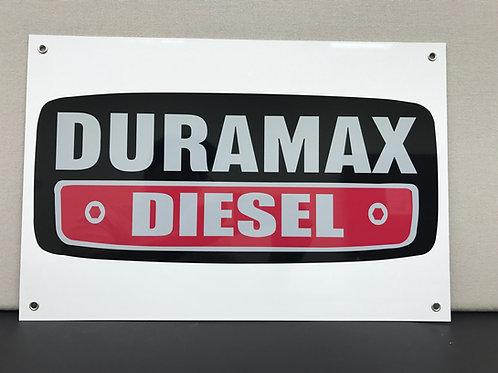 DURAMAX DIESEL REPRODUCTION SIGN