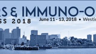 Invited talk at Immuno-Oncology world congress 2018, Boston