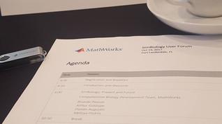 Talk at SimBiology Users Forum