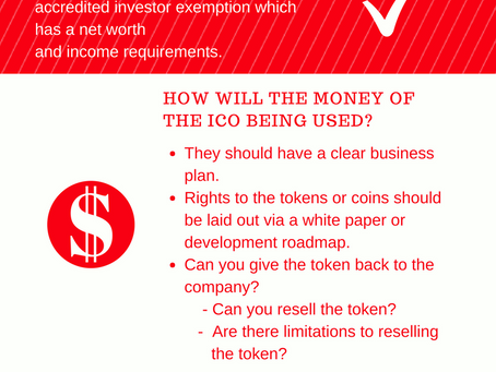 WHAT IS AN INITIAL  COIN OFFERING (ICO)?