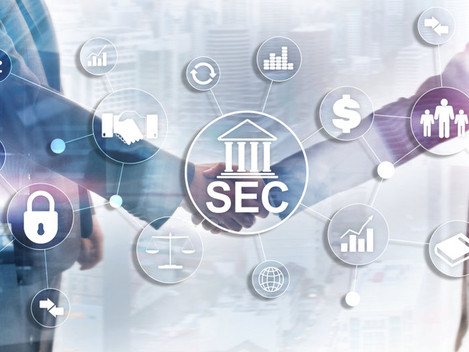 SEC Panel Recommends Changes to Insider Trading Rule, SPAC Disclosure