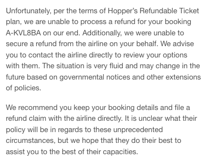 Hopper: The Biggest Scam in Travel Booking