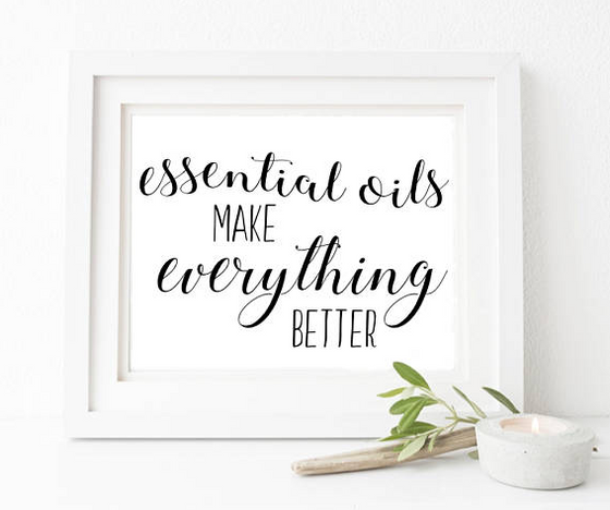 Why the brand of essential oils you use really matters.