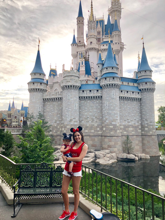Disneyland vs Disney World: an honest comparision from a toddler mom.