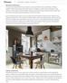 Кухня нашей студии в статье на houzz об антикварной мебели
