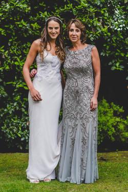Antonia y Verónica