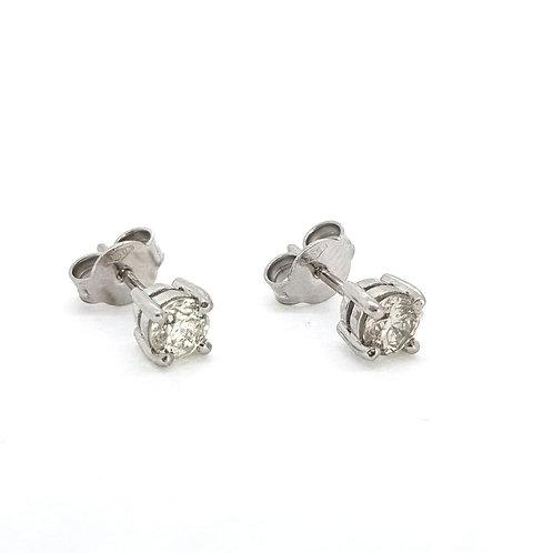 Diamond Studs 0.65Cts