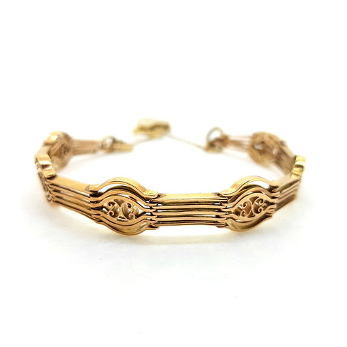 Antique gate bracelet 15.2gms