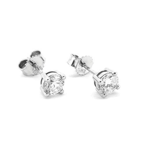 Diamond Studs 0.95Cts
