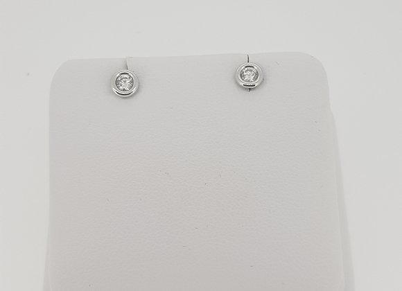 Diamond studs 0.20cts