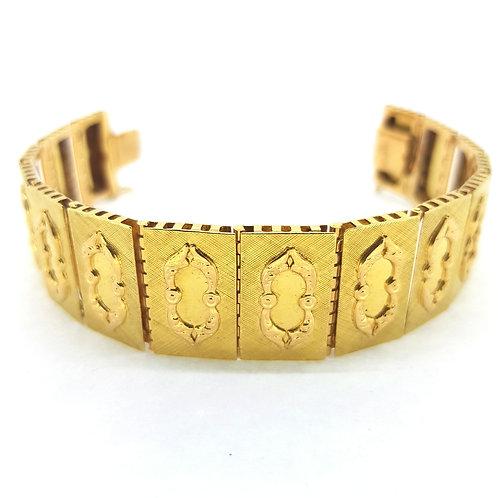 18Ct Brevatto bracelet