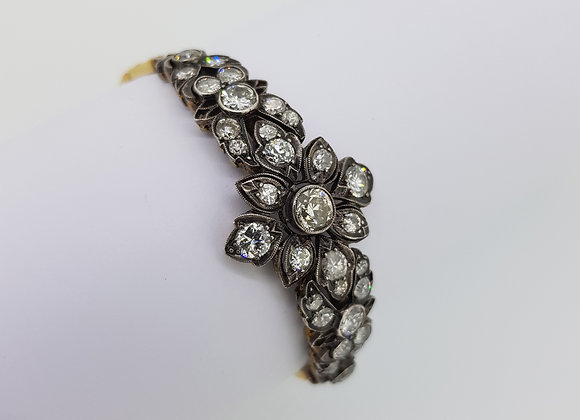 Vintage diamond bracelet.