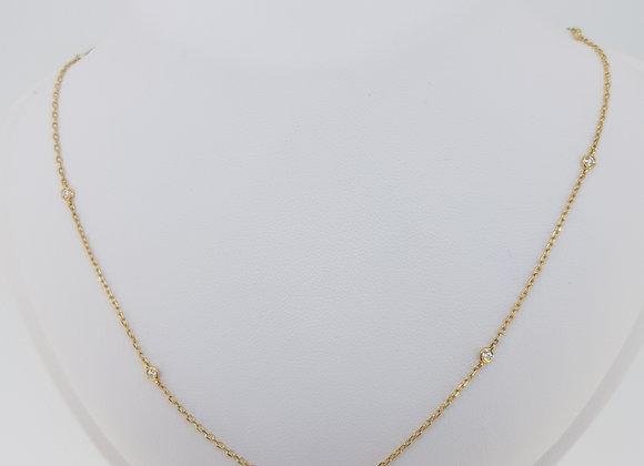Diamond chain 0.25cts