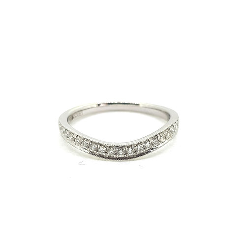 18Ct Eternity band D0 17Cts