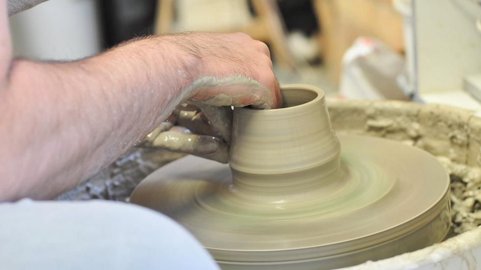 Pottery Workshop Voucher (Solo)