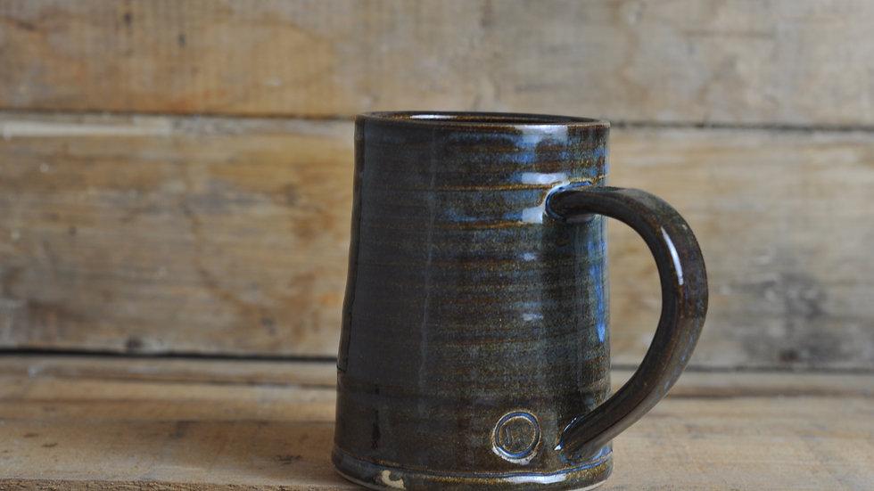 Blue/Brown Chimney Mug