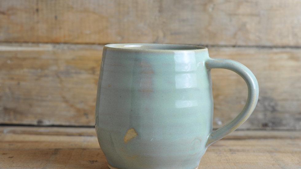 Large Green Mug