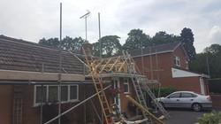 FLAT TO PITCHED ROOF CONVERSION