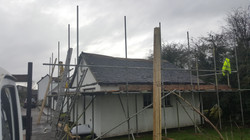 NEW ROOF USING EXSISTING TILES