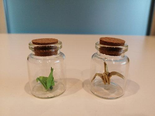 Mini Origami, 2 gouttes d'eau à M'Bour