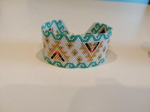 "Bracelet "" AU PAYS DE BULLI"""
