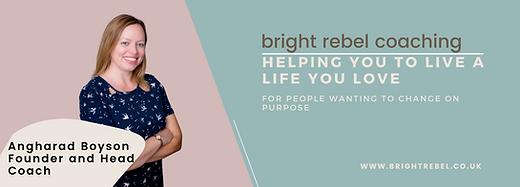 Angharad Boyson - bright rebel coaching