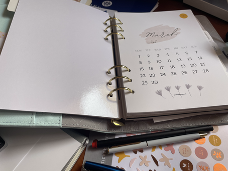 Planners and habits