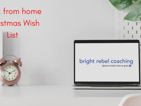 Work from home Christmas wish list