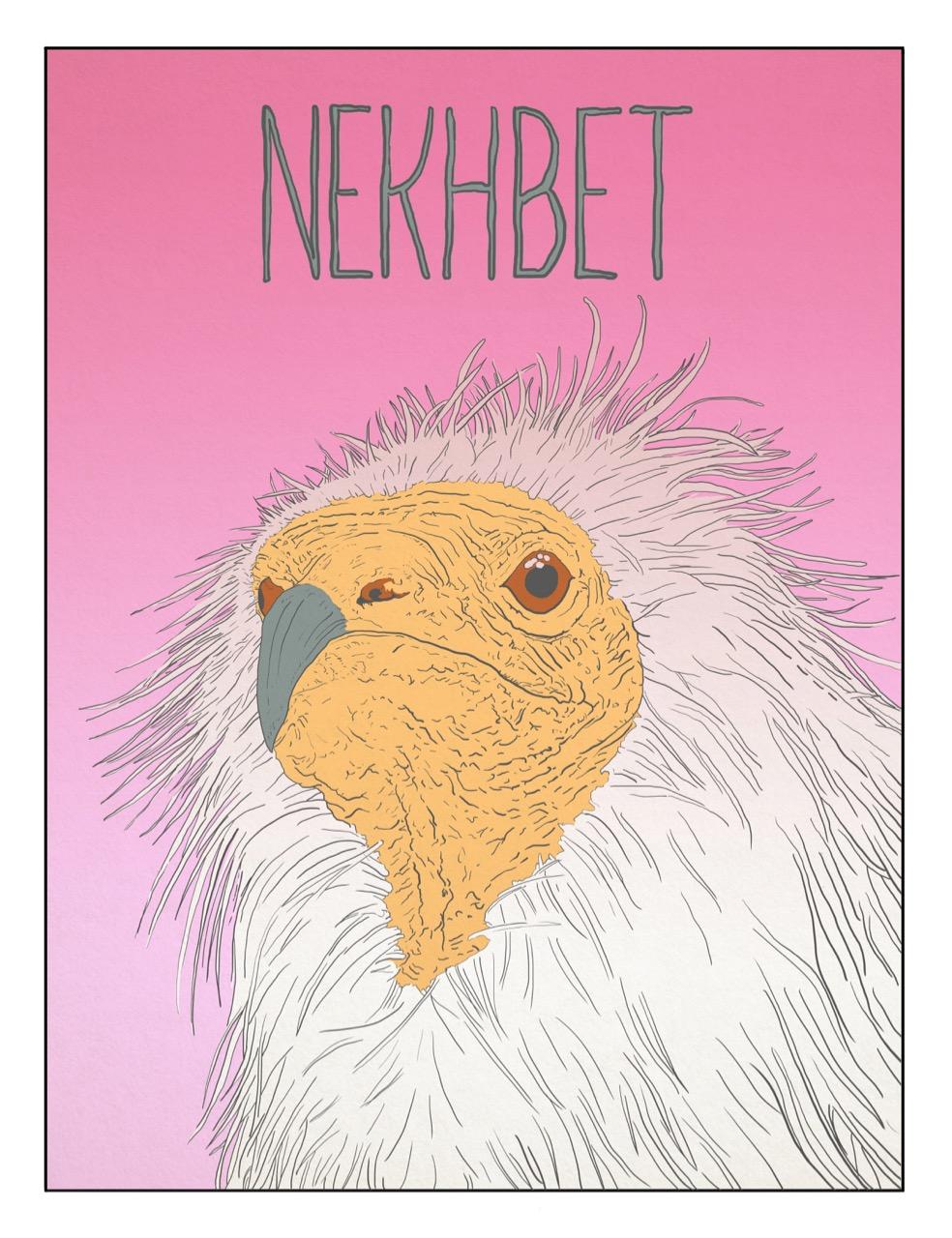 Nekhbet poster 2