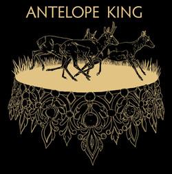 antelope king tshirt gold