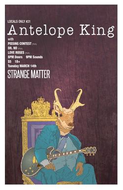 Antelope King G5