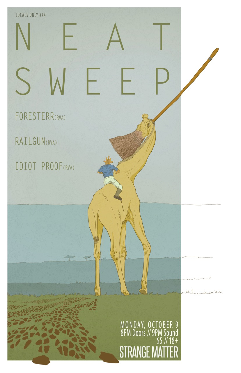 Neat Sweep flyer 2