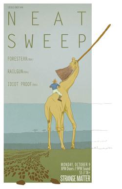 Neat Sweep flyer 2