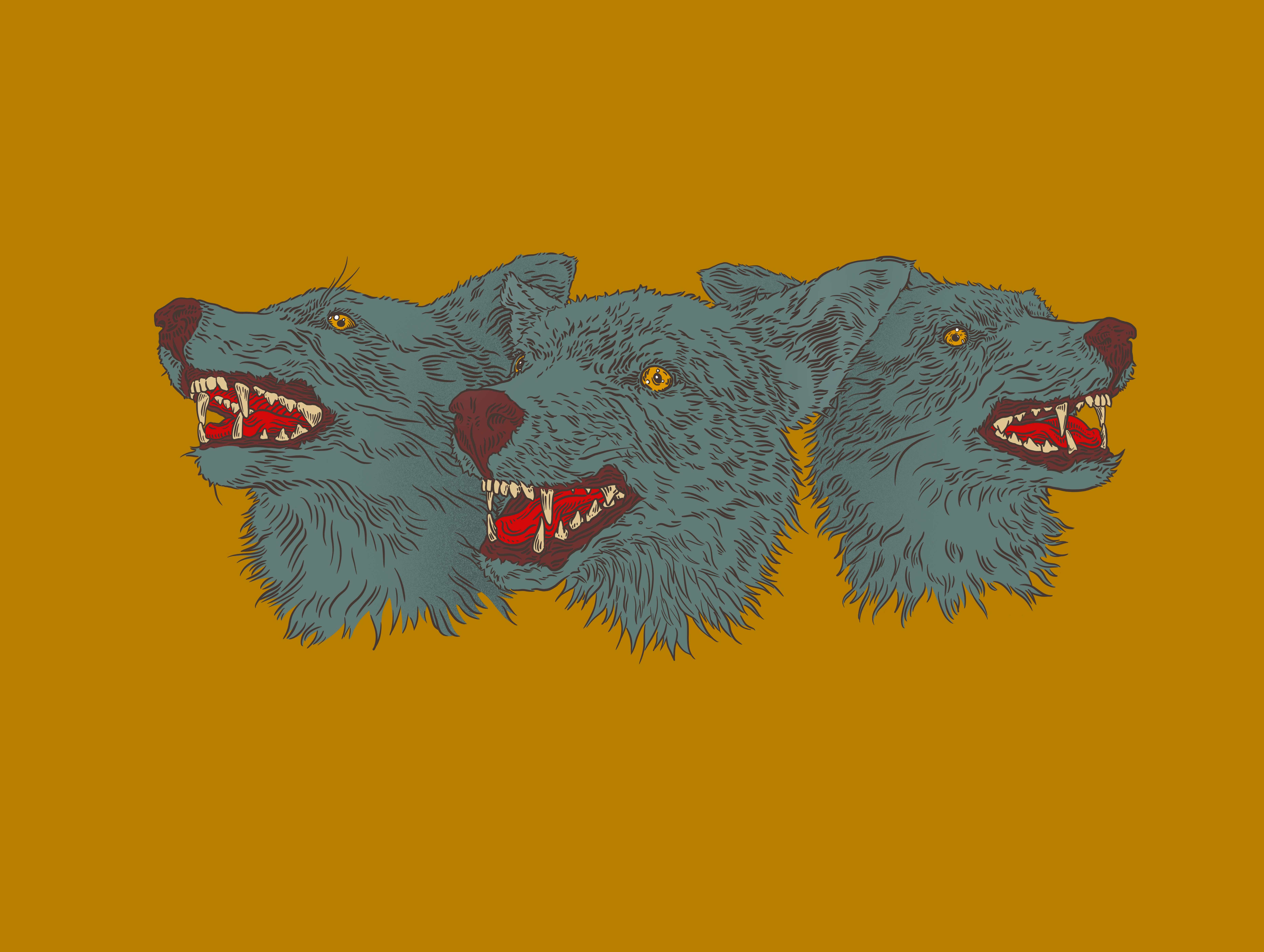 Three_Wolfs