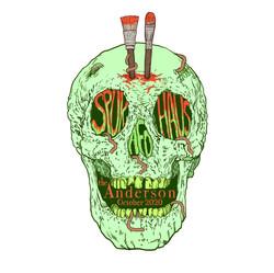 SPUK HAUS 2 Skull