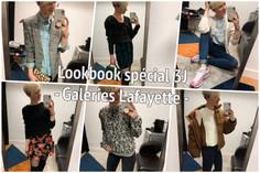 Lookbook spécial 3J Galeries Lafayette