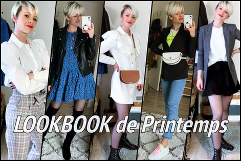 Lookbook de printemps
