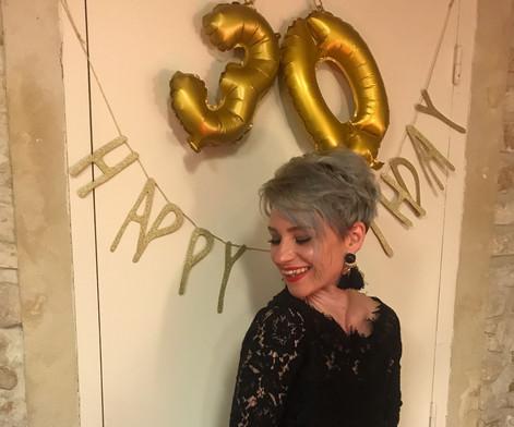 30 ans et 4 mois : Bilan et Fiesta !!