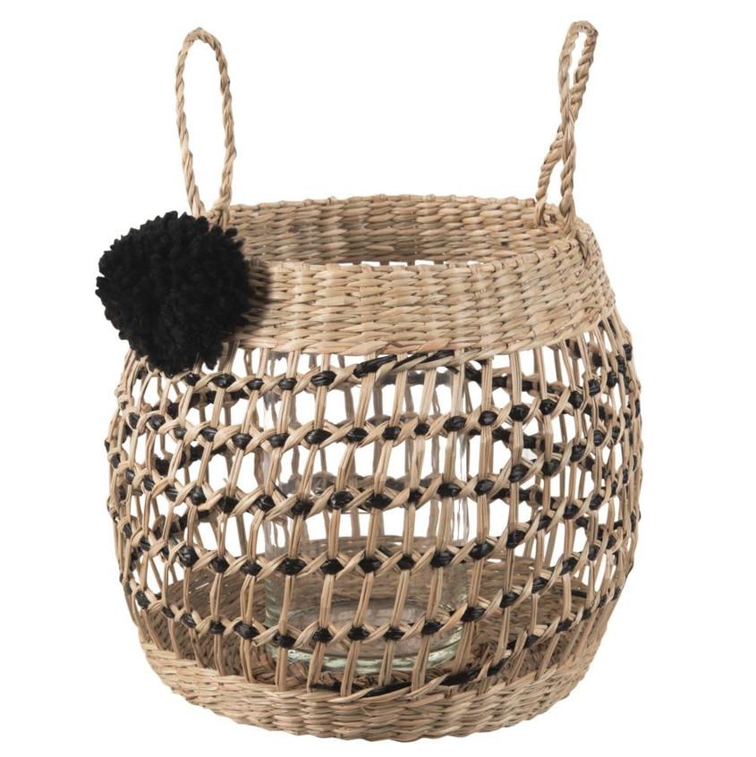 lanterne-en-bambou-avec-pompon-noir-1000