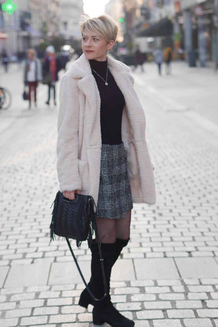 look teddy coat tendance 2019
