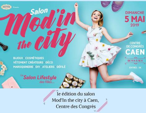Salon Mod'in the City