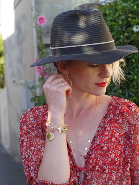 Look #20 - Summer look inspi Coachella -