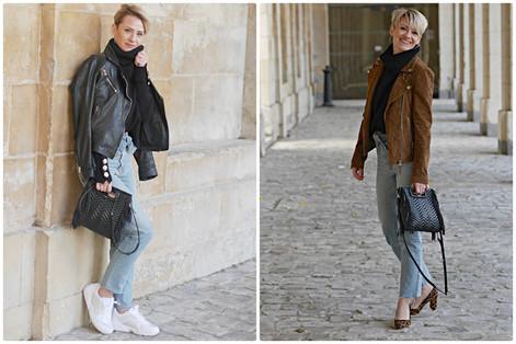 Look #26 - Une tenue, Deux styles