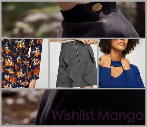 MANGO : Wishlist et Zoom sur la soirée d'inauguration