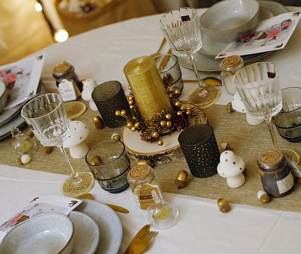 Ma table de fêtes By Mondevillage