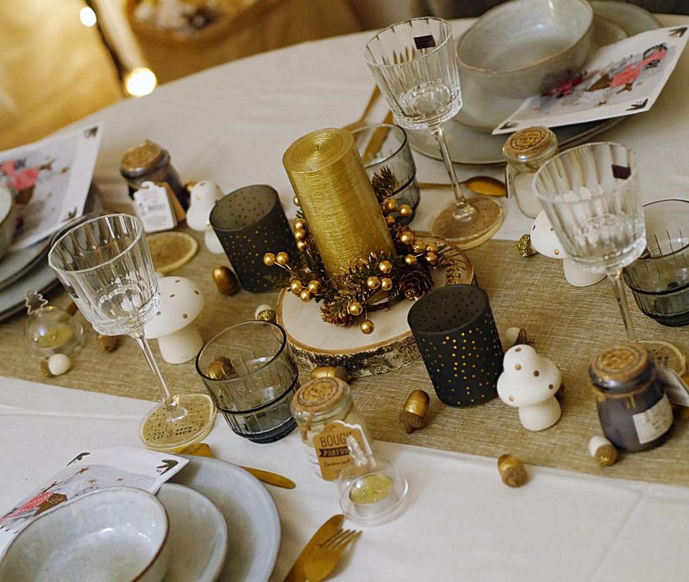 Ma table de fêtes By Mondevillage