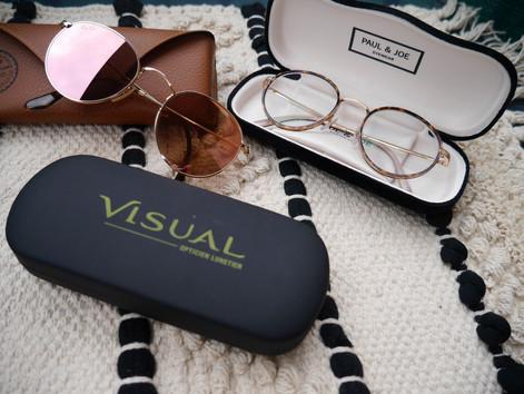 Mes nouvelles lunettes avec Visual Falaise